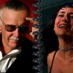 Margo Neely and Stan Lee
