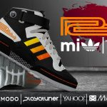 The Neely Air Adidas TR-808 Rocks the Middle East and Asia