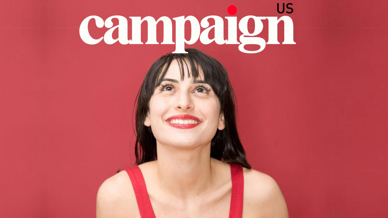 Margo Neely honored as Creative Leader by Campaign Magazine